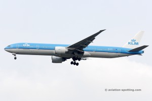 KLM Boeing B777-300 (Netherlands)
