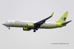 Jin Air Boeing B737-800 (South Korea)