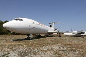 Balkan Bulgarian Airlines Tupolev TU 154