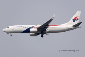 Malaysia Airlines Boeing B737-800