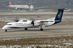 Olympic Air Bombardier Dash 8-Q 400 (Greece)