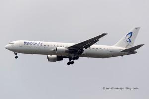 Business Air Boeing B767-300 (Thailand)