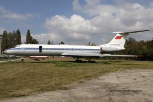 Aeroflot Tupolev TU 134