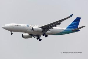 Garuda Indonesia Airbus 330-200