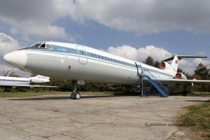 Aeroflot Tupolev TU 154