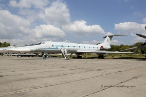 Ukraine Air Force Tupolev TU 134 UB-L