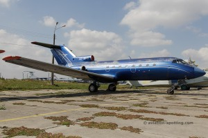 Aerostar Airlines Yakovlev YAK 40 (Ukraine)