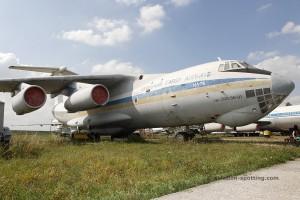 Ukrainian Cargo Airways Ilyushin IL 76