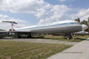Aeroflot Ilyushin IL 62