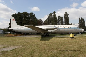 Aeroflot Ilyushin IL 18