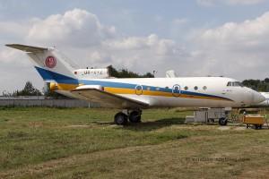 Constanta Airline Yakovlev YAK 40 (Ukraine)
