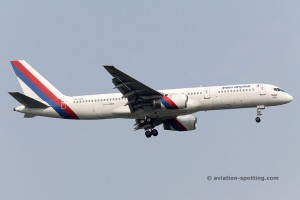 Nepal Airlines Boeing B757-200