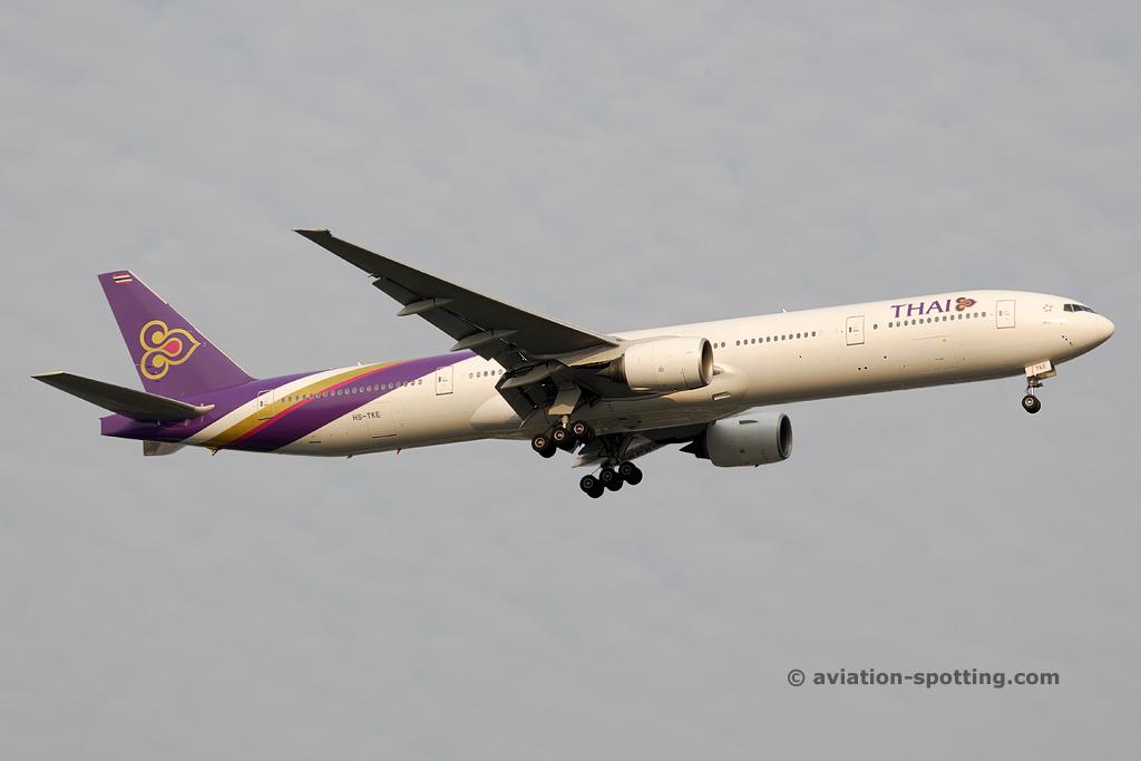 Thai Airways International Boeing 777-300