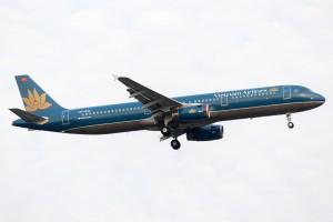 Vietnam Airlines Airbus 321