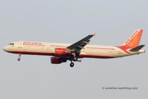 Air India Airbus 321