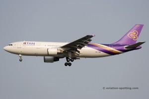 Thai Airways International Airbus 300