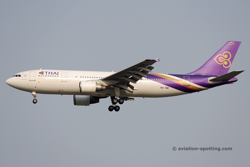 Thai Airways International Airbus A300