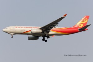 Hongkong Airlines Cargo Airbus 330-200 (China)