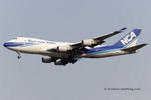 Nippon Cargo Boeing B747-400 F (Japan)