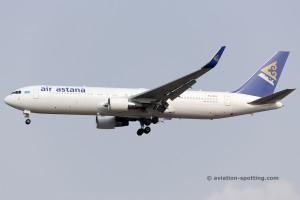 Air Astana Boeing B767-300 (Kazhakstan)