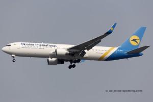 Ukraine International Airlines Boeing B767-300 (Ukraine)