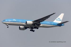 KLM Boeing B777-200 (Netherlands)