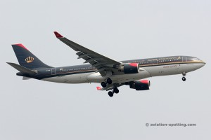 Royal Jordanian Airlines Airbus 330-200