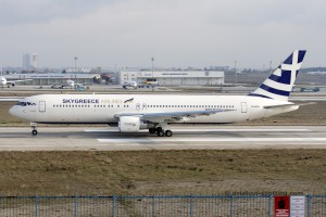 Skygreece Airlines Boeing B767-300 (Greece)