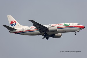 China Eastern Boeing B737-300