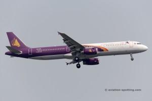 Cambodia Angkor Air Airbus 321