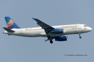 Bhutan Airlines Airbus 320