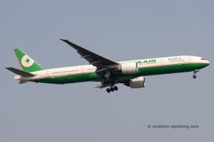 Eva Air Boeing B777-300 (Taiwan)