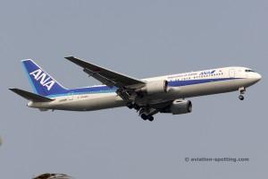 All Nippon Airways Boeing B767-300 (Japan)