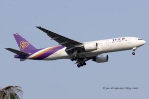 Thai Airways International Boeing B777-200