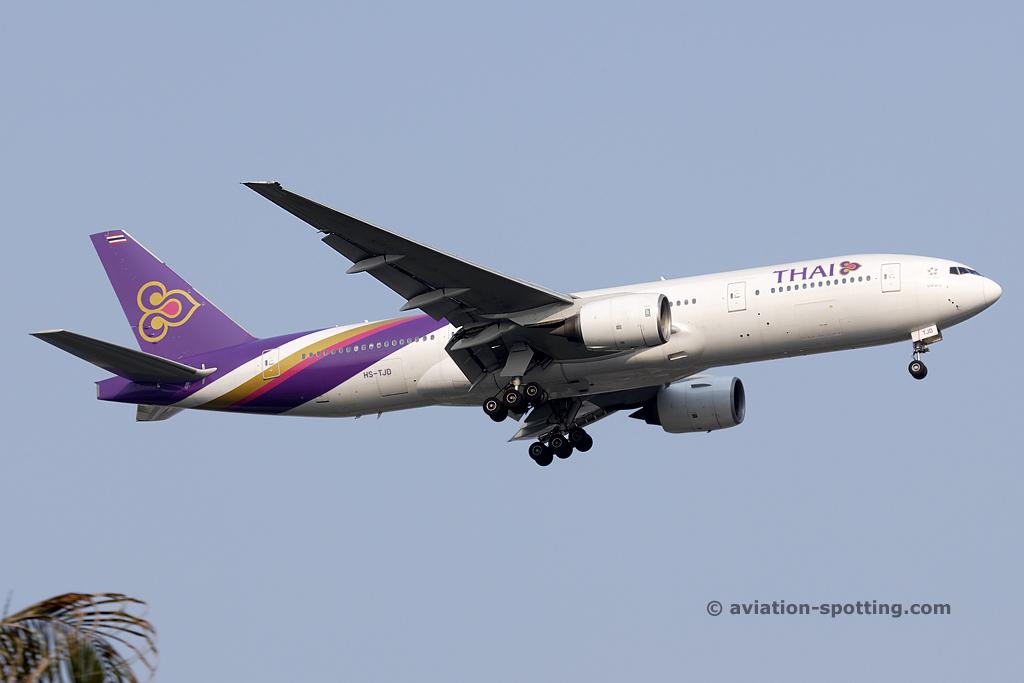 Thai Airways International Boeing 777-200