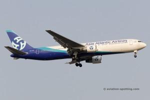 Asia Atlantic Airlines Boeing B767-300 (Thailand)