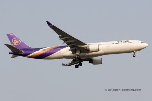 Thai Airways International Airbus 330-300