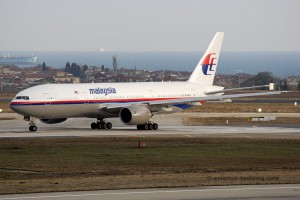 Malaysia Airlines Boeing B777-200