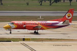Nok Air Saab340 (Thailand)