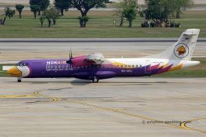 Nok Air Aerospatiale ATR72 (Thailand)