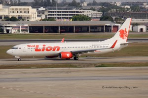 Thai Lion Air Boeing B737-900 (Thailand)