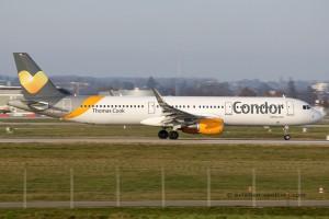 Condor Airbus 321 (Germany)