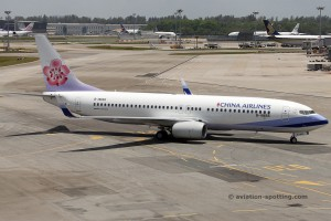 China Airlines Boeing B737-800