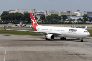 Qantas Airways Airbus 330-300 (Australia)