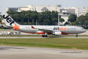 Jetstar Airways Airbus 330-200 (Australia)