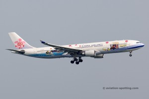 China Airlines Airbus 330-300