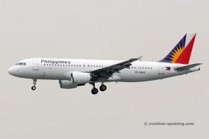 Philippine Airlines Airbus 320