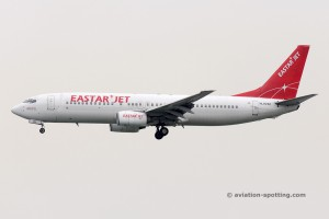 Eastar Jet Boeing B737-800 (South Korea)