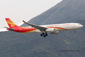 Hongkong Airlines Airbus 330-300 (China)