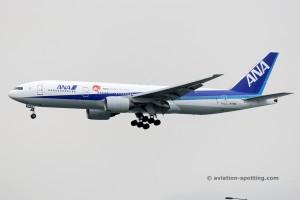 All Nippon Airways Boeing B777-200 (Japan)